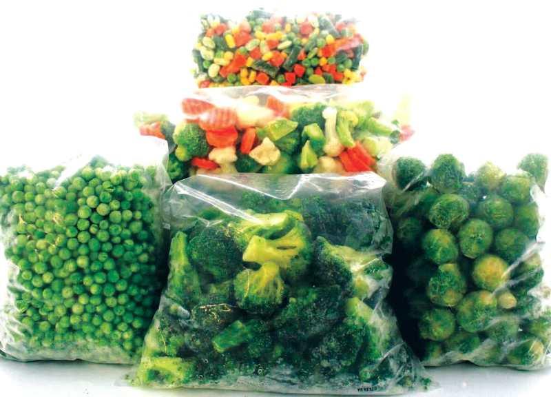 دراسة جدوى فكرة مشروع إنتاج الخضروات المجمدة 2021