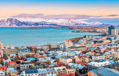 Reykjavik, Ibukota Islandia