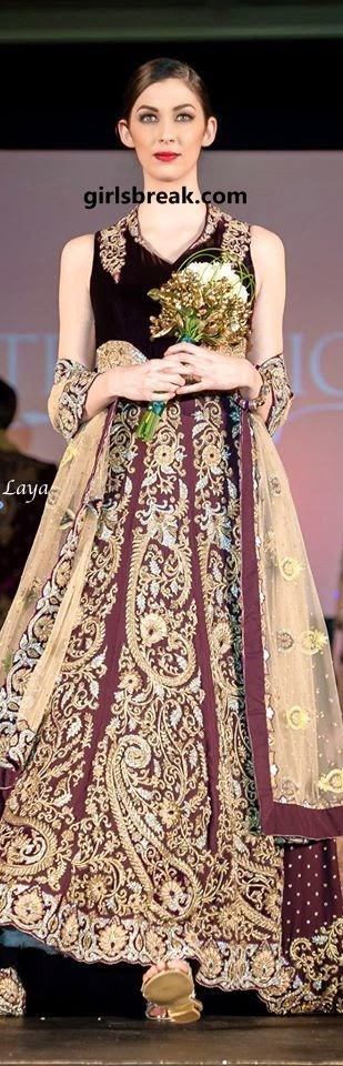 Latest Bridal Lengha Fashion In Pakistan and India