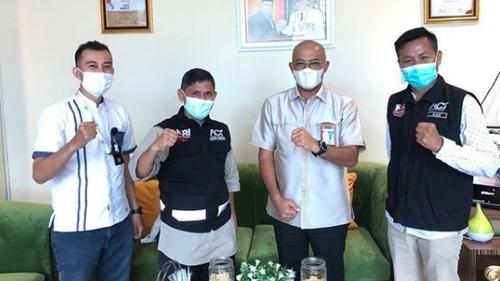 Berbagi Kebaikan bersama Perumdam Kota Padang dan ACT Indonesia