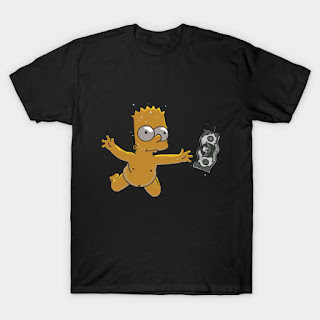 Simpsons T Shirt Buy A T Shirts