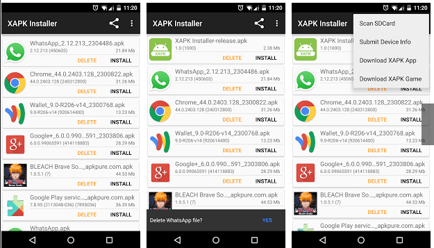Download XAPK Installer 2.2.2