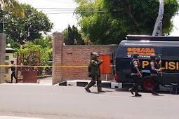 Teror Bom di Pati, Detik-detik Tim Gegana Jinakkan Kotak Diduga Bom