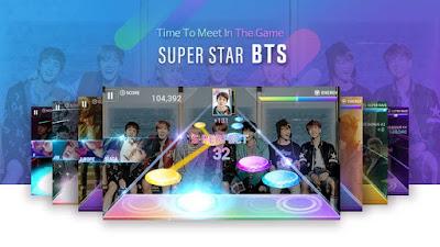 SuperStar BTS APK Versi 1.0.1