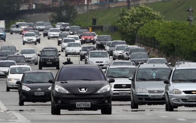 Novas regras do Código de Trânsito Brasileiro passam a valer nesta segunda