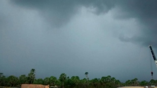 TEMPO: Ceará volta a registrar chuvas; Ibiapina e Graça têm maiores volumes
