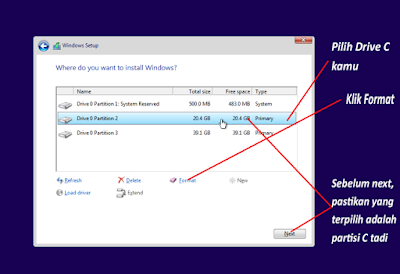 Cara Instal Ulang Windows 10 Untuk Pemula Paling Lengkap Dengan Gambar