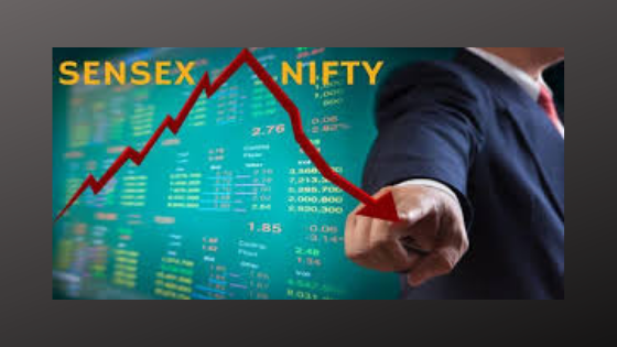 Market update Nifty, Bank Nifty on Weak GDP