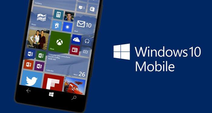 Windows 10 update for Microsoft & Nokia Lumia devices