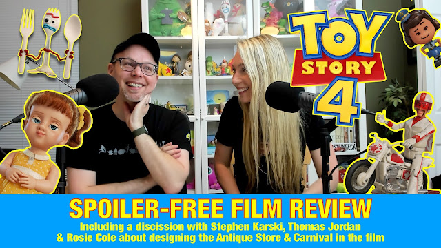 Toy Story 4 Spoiler Free Movie Review