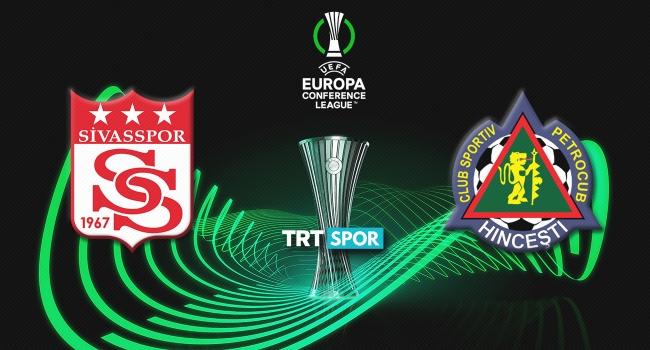 Sivasspor - Petrocub maçı hangi kanalda,saat kaçta ?