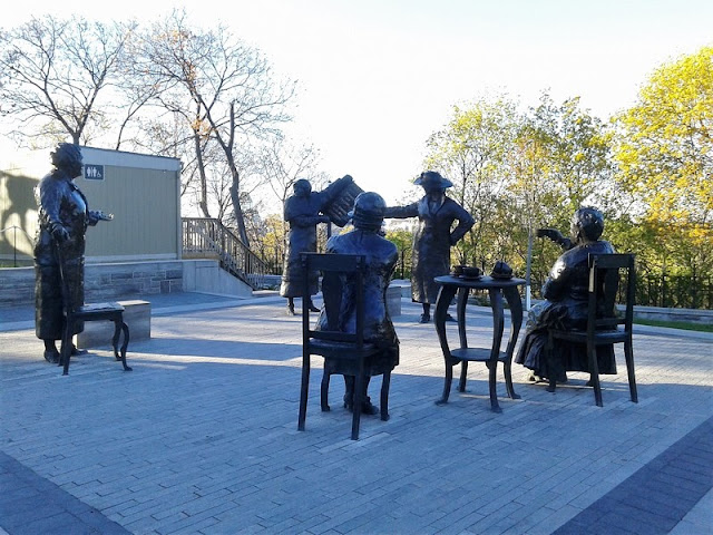 Women's Emancipation Memorial
