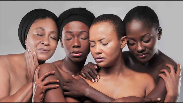 Image of Shades of Black Women.