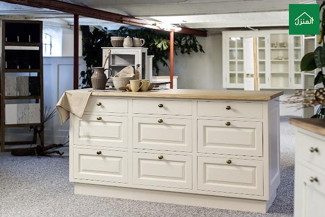 صور ديكور مطبخ لون أبيض
