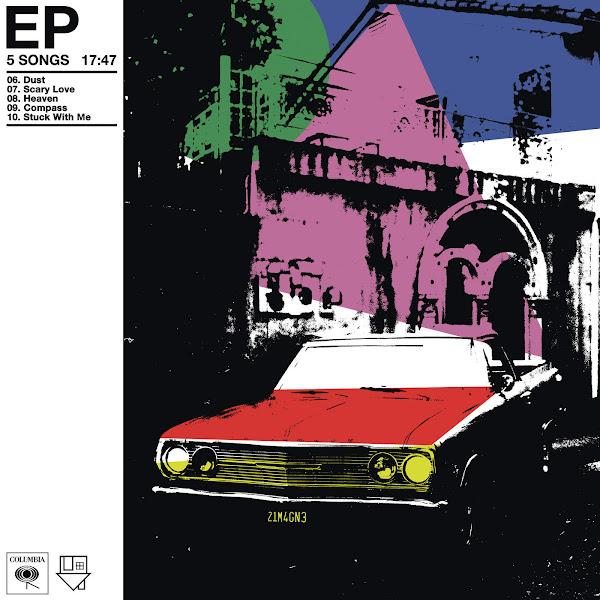 The Neighbourhood - To Imagine - EP Cover