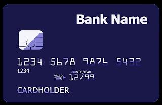 Sample Credit Card