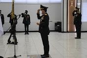 Kapolda Kalbar Hadiri Upacara Hari Bhayangkara Ke-75 yang Dipimpin Langsung Presiden Jokowi Secara Virtual