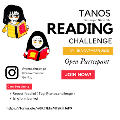 tanos reading challenge
