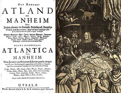 Este manuscrito describe a Doggerland como la Atlantis