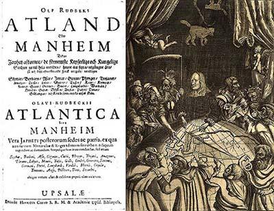 Este manuscrito describe a Doggerland como la Atlantis