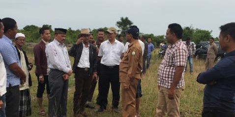 Eks GAM Aceh Utara Dapat Lahan 12 Hektar Untuk Peternakan