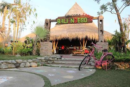 Wisata Kuliner Bali Ndeso Resto Ngargoyoso Karanganyar