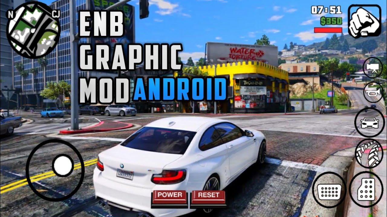 gta san andreas ultra graphics mod android
