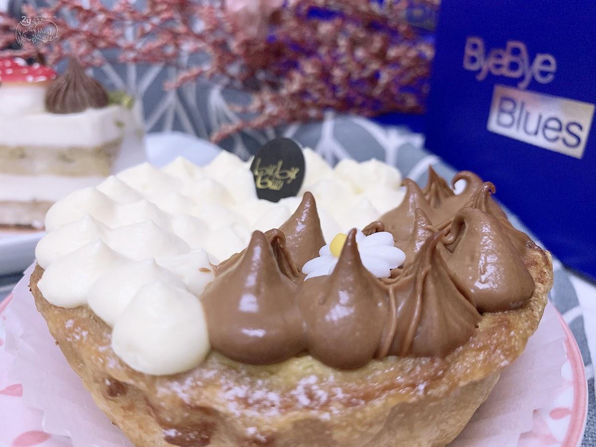 台南 |中西區 「Bye Bye Blues」揮別憂鬱的快樂力量|義大利米其林甜點師|夢幻的精緻甜點|台南甜點推薦