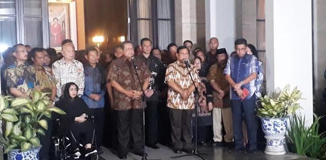 Prabowo: Selama Dipimpin SBY Indonesia Tidak Ada Gejolak