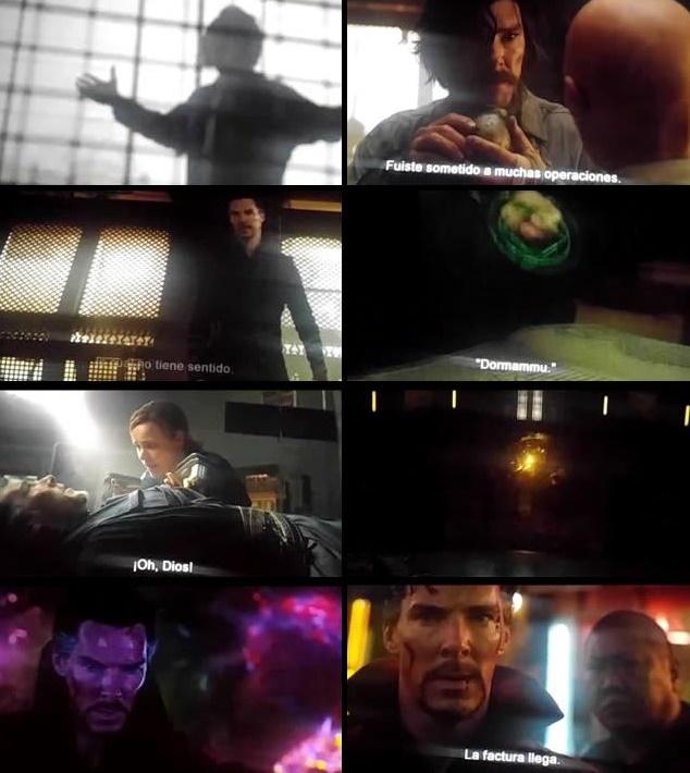 Doctor Strange 2016 English DVDScr x264 Download