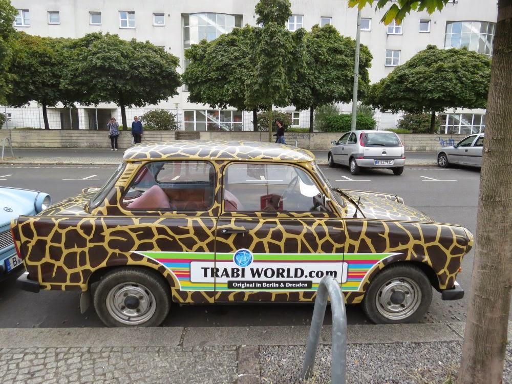 מכונית טראבי
