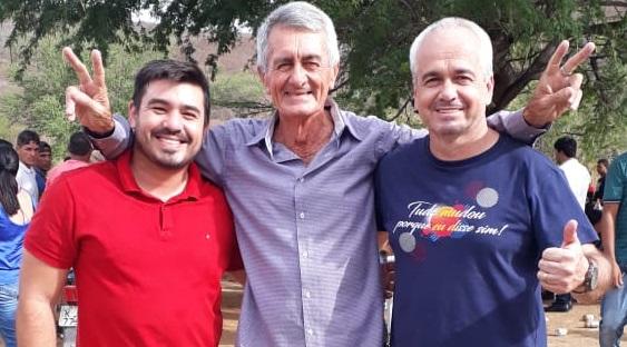 2020 começa com oposição pregando união para enfrentarem o prefeito Tonho de Lula