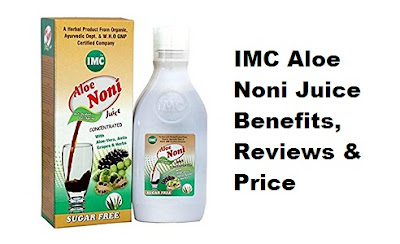 IMC Aloe Noni Juice benefits and price