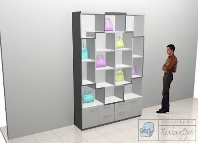 Desain Interior Set Kamar Tidur Minimalis + Furniture Semarang ( Desain Interior )