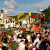 Um carnaval das antigas em Rio de Contas; o ano era 2010