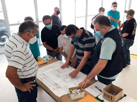 Parnaíba vai ganhar unidade pós Covid-19 em centro de reabilitação