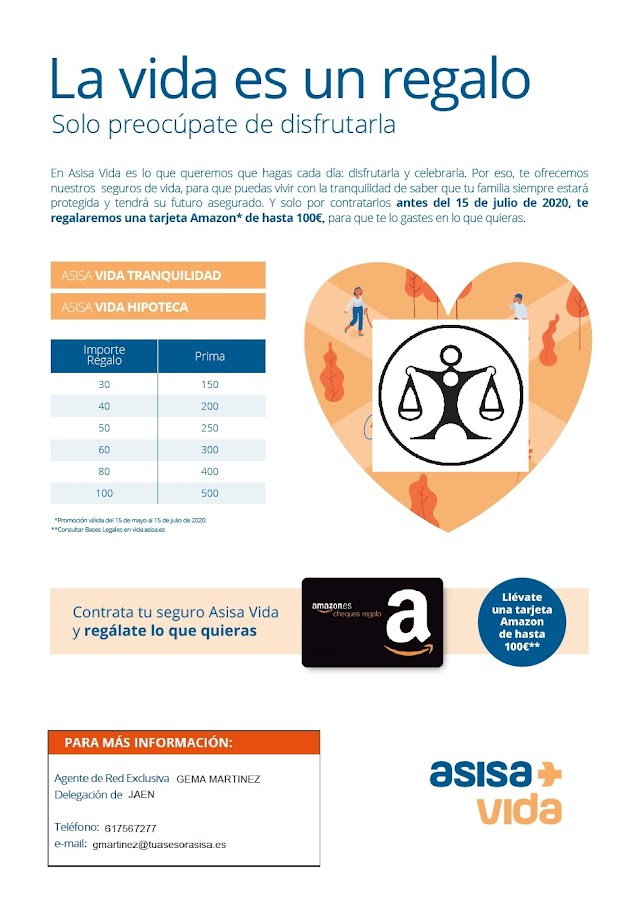 Oferta convenio ASISA Salud