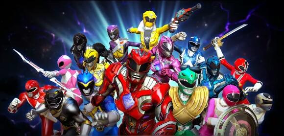 Download Power Rangers: Legacy Wars V1.4.1 Mod Apk