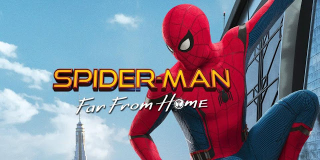 Top Action Movies of 2019-Spider-Man: Far From Home