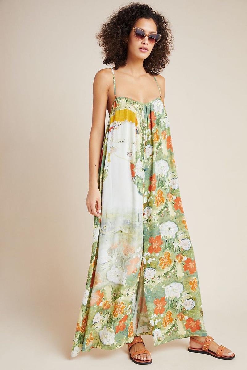 Jai Vasicek for Anthropologie Letty Cover-Up Dress