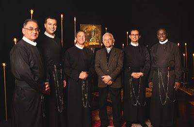 Especial Fortes na Fé com Missionários Redentoristas - Juan Ribeiro/Divulgação TV Aparecida
