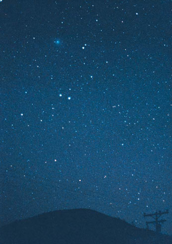 Star gazing evening offered at Wisconsin's Sandhill Outdoor Skills Center