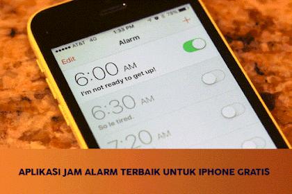 √ 10 Aplikasi Jam Alarm Terbaik untuk iPhone Gratis