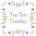 Top Ten Tuesday: Most Anticipated Releases of the Second Half of 2019