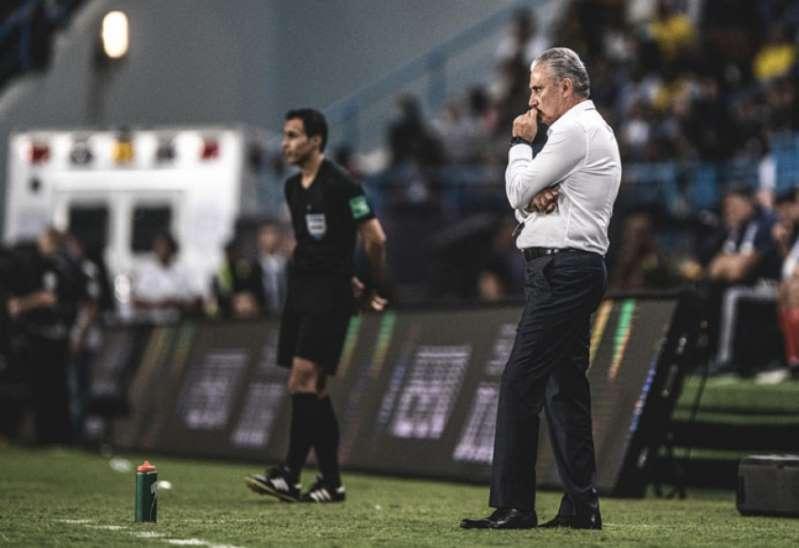 Tite-afirma-que-ira-refletir-apos-a-derrota-do-Brasil-para-a-Argentina