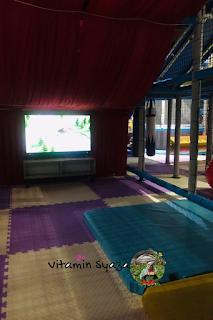 pengalaman ke kidzoona kiddytopia aeon mall nilai review