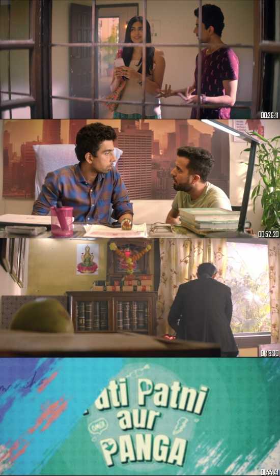 Pati Patni Aur Panga Season 1 Complete 720p 480p WEB-DL All Episodes