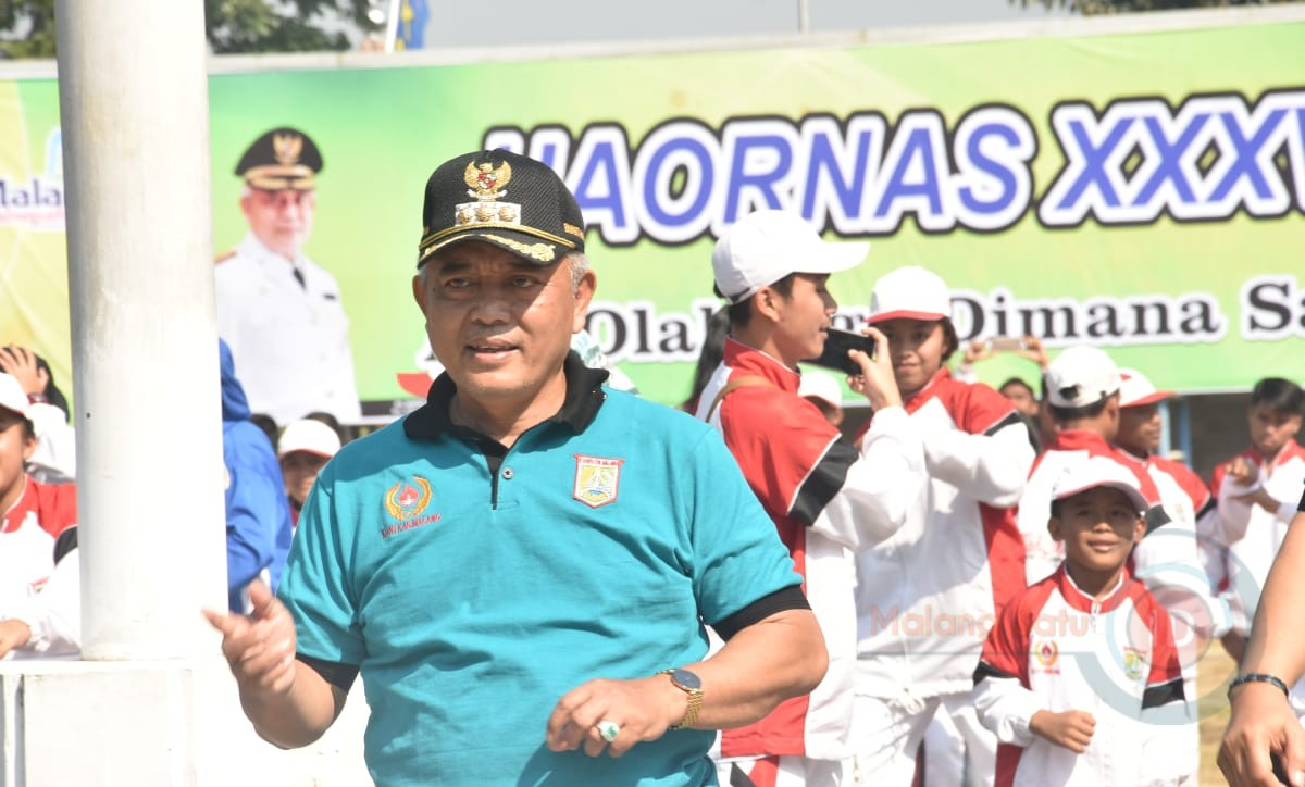 Peringati HAORNAS Kuatkan Prestasi Olahraga Nasional