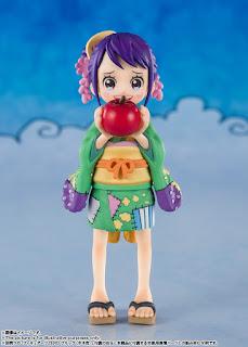Figuarts ZERO Nami (Onami) de One Piece - Tamashii Nations