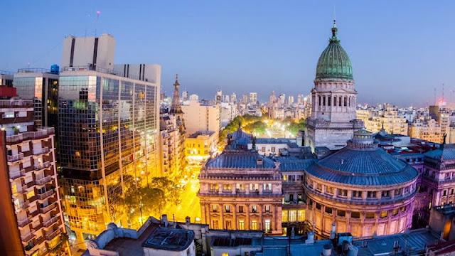 Como chegar em Buenos Aires saindo do Brasil